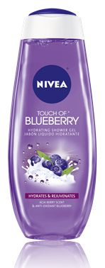 Touch of Blueberry Hydrating Shower Gel | Nivea