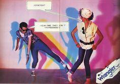 Wrangler! #80s