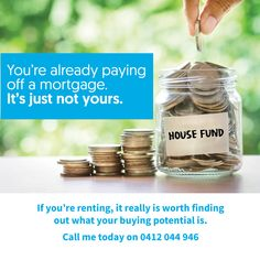 You're already paying off a mortgage. If you're renting, it really is worth finding out what your buying potential is.