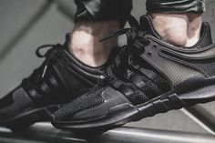 check out c5c8b 3be6b Adidas EQT Support Triple Black RM 590 (postage not included) Pre-order  (approx. 2 weeks) Sizes upon availability of request Whatsapp 4373 Order  period ...
