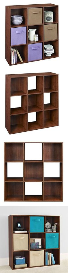 Closet Organizers 43503: Storage Cabinet Cube Organizers Cubeicals Home  Living Shelf Closet Kit Wood