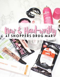 new and haul-worthy at shoppers drug mart