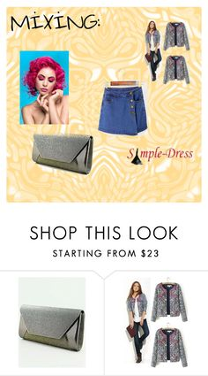 """""""simpl dress 21"""" by nudzi-ded ❤ liked on Polyvore featuring simpledress"""