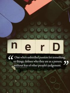 nerd: