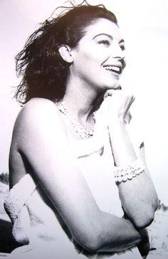 Ava Gardner - @~ Mlle