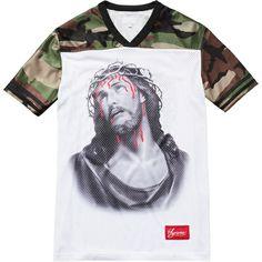 Jesus Football Top