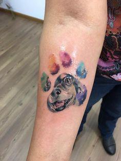 Perrito - diseño y estilo propio espero les guste :) For great tattoos don't forget to visit: www.inkspirationworld.com & www.facebook.com/SoulfulTattoo