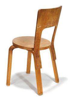 Alvar Aalto - Chair 66, Artek (1933)