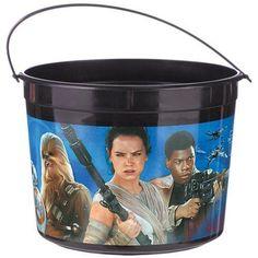 Star Wars 7 Favor Bucket