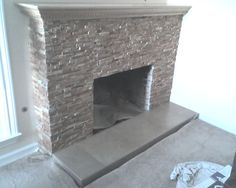 tiled fireplaces | Andrew's 3rd Generation Tile - Pictures of fireplaces