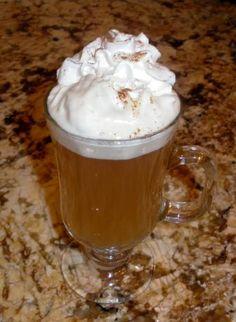 Hot Apple Pie!  My newest winter fireplace drink!!!