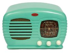 Bakelite Tasma Radio