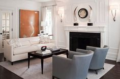 Colleen McGill Living Room