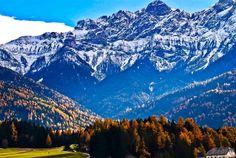 437  La Valdaora vista da Rasun, Rasun-Anterselva, Bolzano, Trentino Alto Adige (foto di Bruno Lambiase)