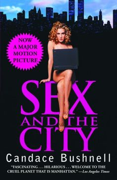 Sex and the City by Candace Bushnell http://www.amazon.com/dp/B002PJ4HNK/ref=cm_sw_r_pi_dp_S47Ltb0CSMMZPV25