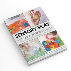 Read this post for simple sensory play ideas for babies. Water play, sensory bottles and many more easy ideas for encouraging play with your baby.