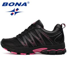 Cheap sneakers for women, Buy Quality style sneakers directly from China sneaker style Suppliers: BONA New Hot Style Women Running Shoes Lace Up Sport Shoes Outdoor Jogging Walking Athletic Shoes Comfortable Sneakers For Women Lacing Shoes For Running, Cheap Running Shoes, Jogging, Comfortable Sneakers, Sports Shoes, Shoes Sport, Women's Shoes, Running Women, Types Of Shoes
