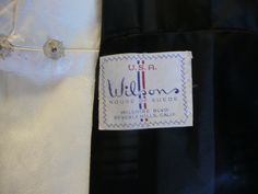 Wilsons Leather - Cloth Label