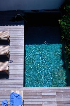 Stay in pool position at the Le Senechal!