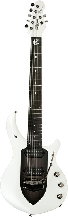 Music Man John Petrucci Majesty - 7 String, Glacial Frost | My Favourite Colour! Majestic~~