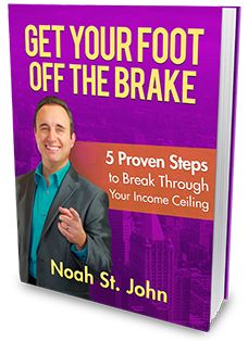 In this FREE book, bestselling author and internationally-recognized expert on success, Noah St. John, gives you the step-by-step formula to reprogram your mind using simple mind-hacks that help you quickly get unstuck, overcome obstacles and kick-butt financially.