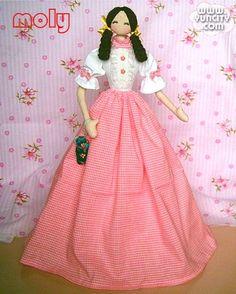 Mimin Dolls: Doll coreanas - Molly