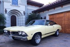 1967 GM of Canada Beaumont Sport Deluxe SD396 Sport Coupe