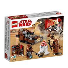 Lego - Star Wars - Tatooine Battle Pack - - Complete for sale online Star Wars Droids, Star Wars Toys, Lego Star Wars, Lego 4, All Lego, Lego Humor, Shop Lego, Micro Lego, Star Wars Vehicles