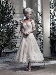 abito da sposa Ian Stuart Spring 2014