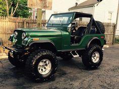 Jeep Jeep Wrangler Grill, Cj Jeep, Jeep Cj7, Jeep Truck, Cheap Jeeps, Ns 200, Green Jeep, Badass Jeep, Vintage Jeep
