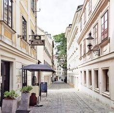 """Spittelberg is a """"village in the city"""" of Vienna. Located in the 7th district of Vienna with charming little lanes and well preserved beautiful Biedermeier houses. Just enjoy the romantic,…"""