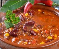 Rezept Chili con Carne von jenneti - Rezept der Kategorie Hauptgerichte mit Fleisch