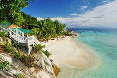 Perhentian Islands, Malaysia | 16 Amazing Beaches You'll Want To Sip A Cocktail On