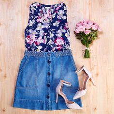 Summer outfit goals!  All things Joie (on HauteLook now!)