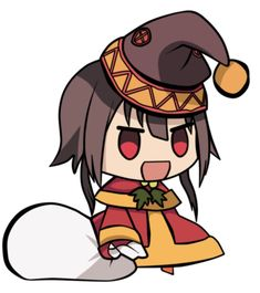 Is this already a thing Chibi Kawaii, Loli Kawaii, Cute Anime Chibi, Kawaii Anime, Konosuba Anime, Anime Fairy, Otaku Anime, Konosuba Wallpaper, Japanese Anime Series