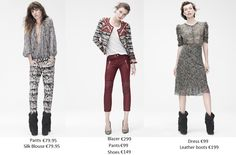 Get ready for tomorrow.. Check out Çetin's favorite items of Isabel Marant pour H&M!