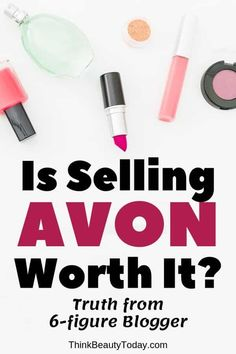 Make Money Blogging, Make Money From Home, How To Make Money, Direct Sales, Direct Selling, Beauty Companies, Avon Online, Avon Representative, Discount Makeup