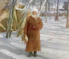1905-1907 !!! Incredibly sharp color photos from russian chemist-turned-photojournalist Sergei Mikhailovich Prokudin-Gorskii