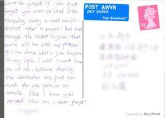 scan0191  这是我已经寄出的明信片,保留了当下小爱在英国的时间痕迹。如此的内容,扫描每一张明信片,都有种凄凉悲悯的情怀,人生不可能两次迈入同一条河流。    当然内容优先自定义。任何问题发邮件给小爱到 i@ell.im     小爱《再见22岁》明信片,为每一位买明信片的朋友打一个越洋**,做一件事。我唯一不能做的就是任你放弃我为你做事的权利。淘宝: http://plzkiss.me  Paypal: http://hELLoELL.com