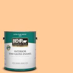 Oranges / Peaches - Wall Paint & Trim - Interior Paint & Stain - Paintat The Home Depot - Tablet
