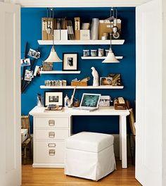 Chicpaint: Benjamin Moore Bermuda Blue