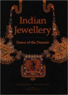 Indian Jewellery: Dance of the Peacock: Amazon.it: Usha R. Bala Krishnan, Meera Sushil Kumar: Libri in altre lingue