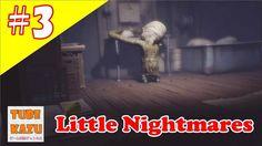 追いかけてこないで #3  ホラー  KAZUの  Little Nightmares ( リトルナイトメア )  TUBE KAZU  youtu.be/5llxdtfU25Q  #YouTube #ゲーム実況 #ホラー #リトルナイトメア #ps4