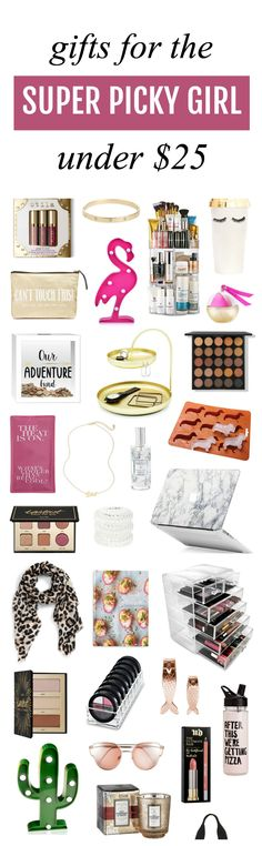 So many great ideas! | Fashion, lifestyle and beauty blogger Mash Elle lists over 75 gift ideas for the women in your life! Whether it's your mom, sister, grandmother, friend, BFF, cousin, teacher, coworker or hairstylist - you will love these affordable Christmas gift ideas! Including marble laptop cases, Tarte eyeshadow palette, gold pineapple, jewelry, home decor, and more! #Christmasgift #giftsforher #christmas #gift #affordable #holidays