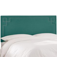 Skyline Furniture Nail Button Headboard - Full -