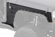 Smittybilt XRC Armor Fender Flares - Best Price on Smittybilt Jeep Fenders