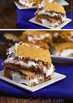 Holy moly, this is good stuff! One of my favorite desserts, ever! Everything you love about S'MORES, but in COOKIE form, AND with PEANUT BUTTER! Over-the-top delicious!