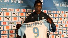 Mario Balotelli completes transfer to Marseille from Nice Liverpool Players, Bet Awards, World Football, Football Program, Manchester City, Fifa, Physique, Mario, Club