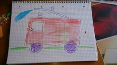 Witek i Jego wóz strażacki