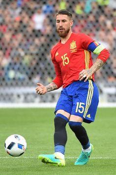 Sergio Ramos | #spain